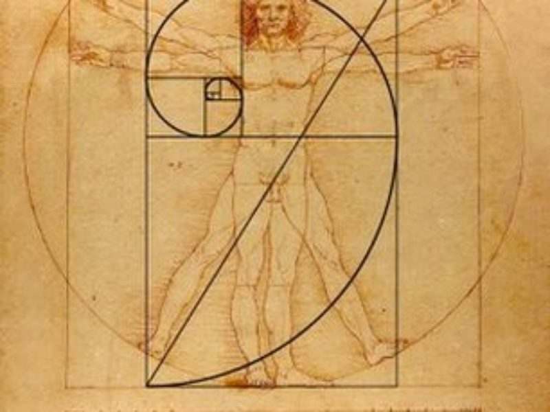 Metatron's Cube and the Golden Ratio