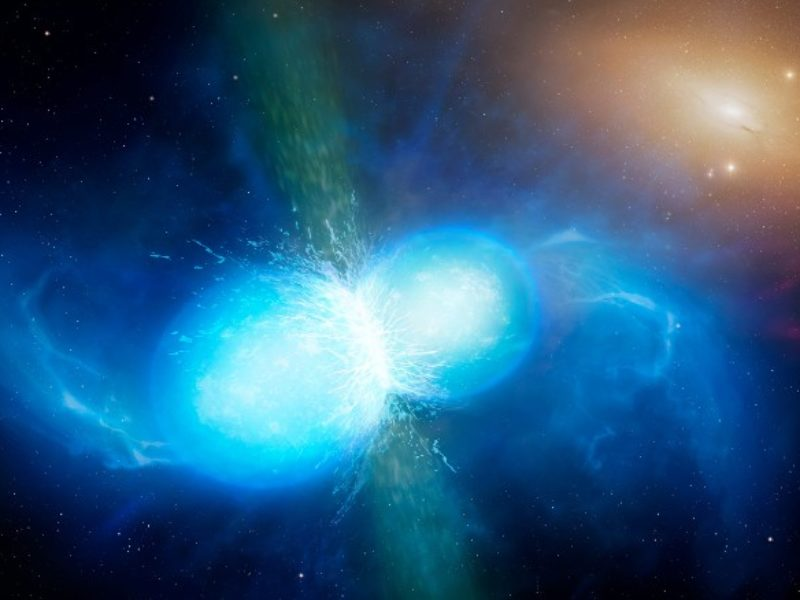 Neutron Stars Cosmic Dance