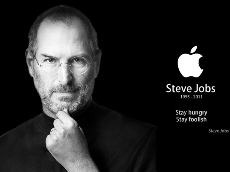 "Steve Jobs Inspirational Storytelling: ""Stay Hungry, Stay Foolish"""